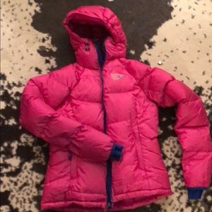 Mountain Hardwear women's Nilas Jacket euc puffer